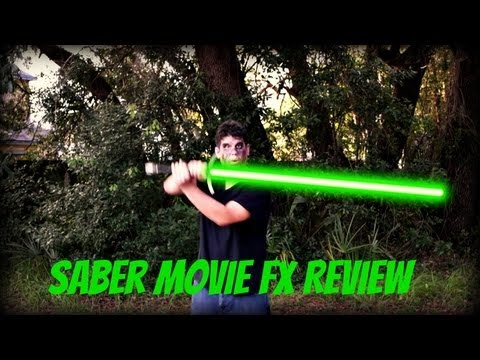 Saber movie FX Review for the Ipad