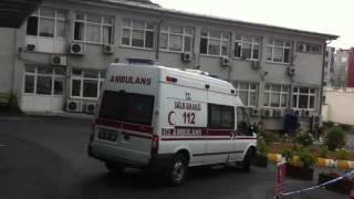 Trabzon Fatih Devlet Hastanesinden KTÜ Farabi Hastanesine Otopark Dersi