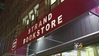 Push To Make Strand Bookstore A Landmark