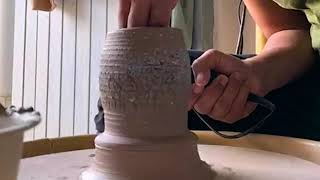 Textured Pottery Techniques