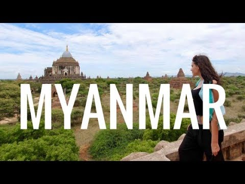 MYANMAR Travel Vlog | Backpacking Yangon, Inle Lake, Bagan,
