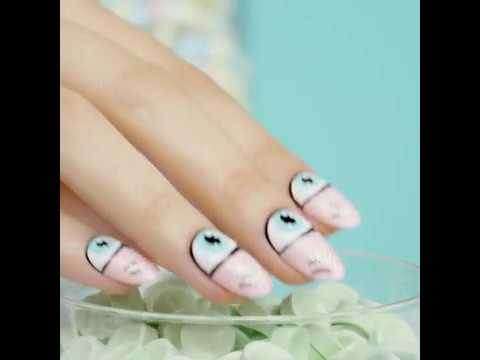 Cnd Spring Summer 2018 Nail Trend Youtube