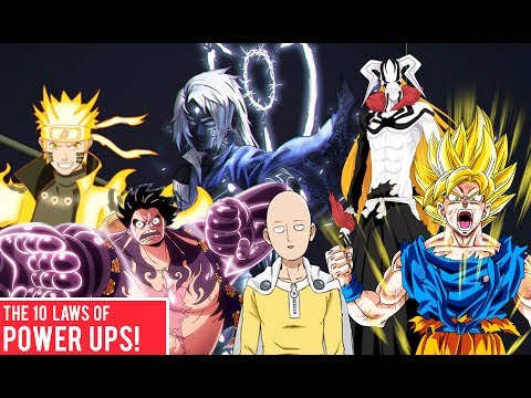 The 10 Laws of EPIC Character Transformation Power-Ups