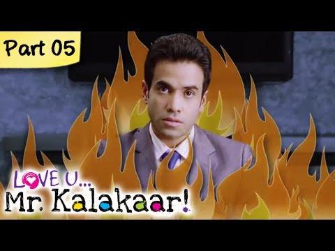 Love U...Mr. Kalakaar! - Part 05/09 - Bollywood Romantic Hindi Movie -  Tusshar Kapoor, Amrita Rao