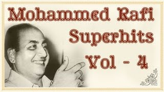 Non Stop Mohd Rafi Superhit Songs Collection - Jukebox 4 - Mohammed Rafi Hit Songs