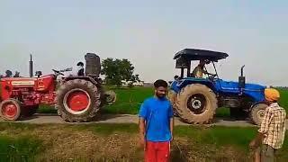 Mahindra 575 DI Sonalika 60 Di tractor tochan