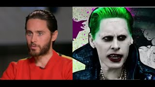 Suicide Squad | Jared Leto on Playing Joker