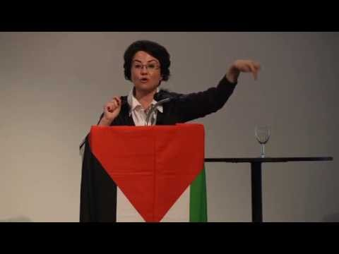 Lecture by Hanin Zoabi in Bern, April of 2016 (Part 2/3: Lecture)