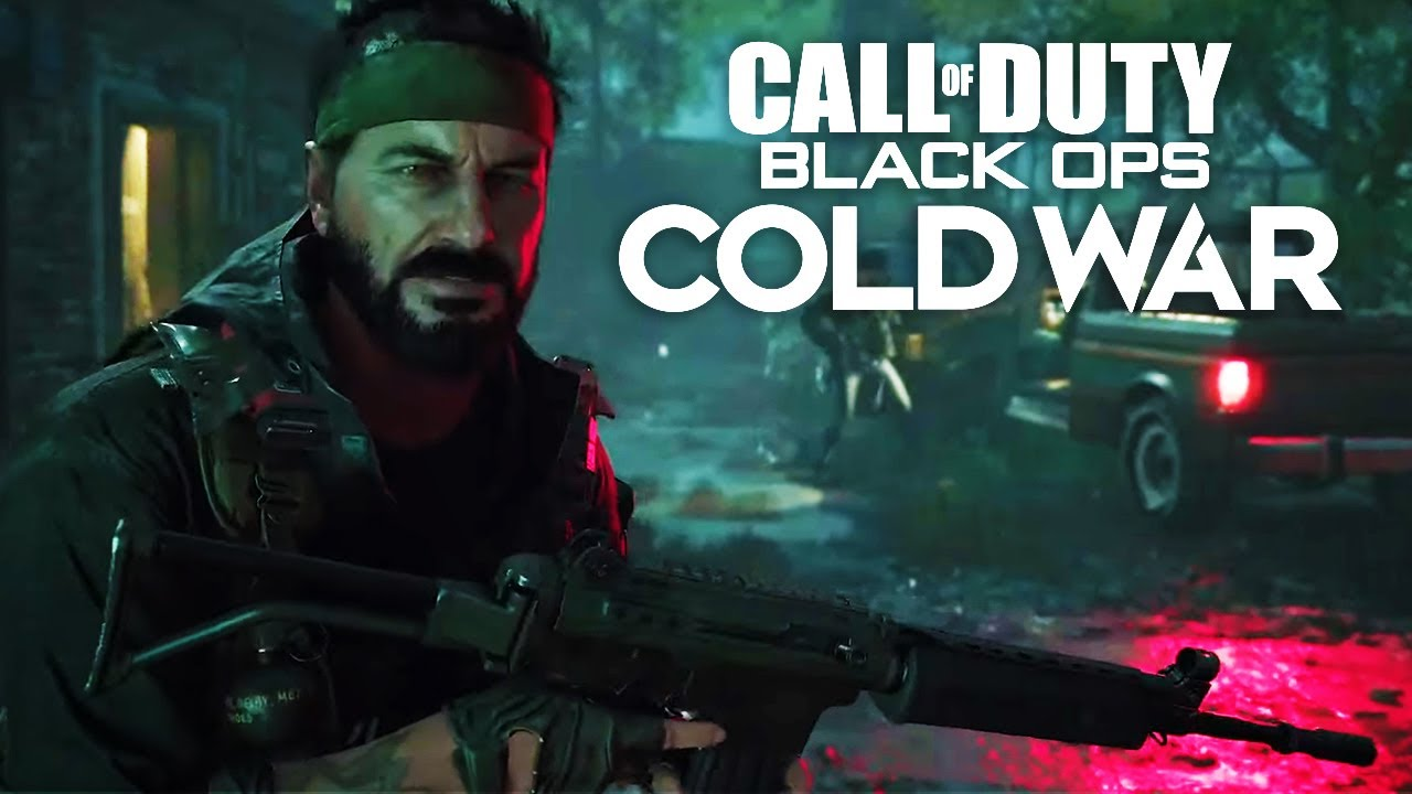 Call Of Duty Black Ops Cold War Nowhere Left To Run Teaser Trailer Personal Gamers