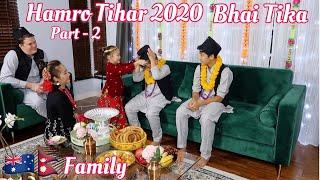 Hamro Tihar 2020  Part 2  Aussie - NepaliFamily