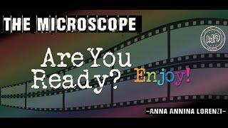 """The Microscope"" by Anna ""Annina"" Lorenzi - Booktrailer [English]"
