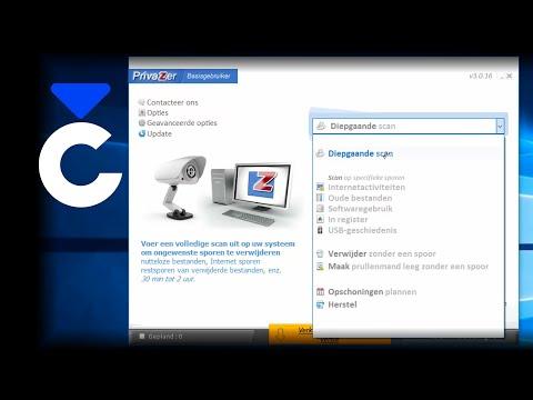 Privazer Om Je Pc Op Te Schonen - How To (Consumentenbond)