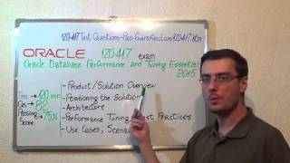 1Z0-417 – Oracle Exam Database Performance Test Tuning Questions