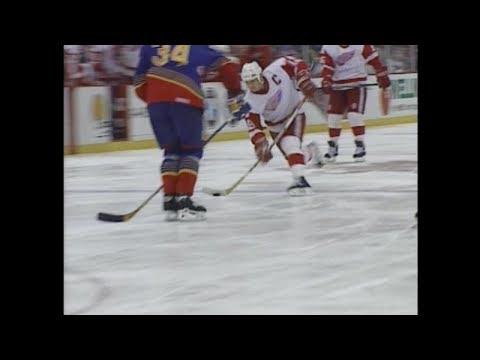 1996 Playoffs: STL @ Det - Game 7 Highlights