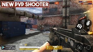 Assault Arena Gameplay Android Pvp Shooter