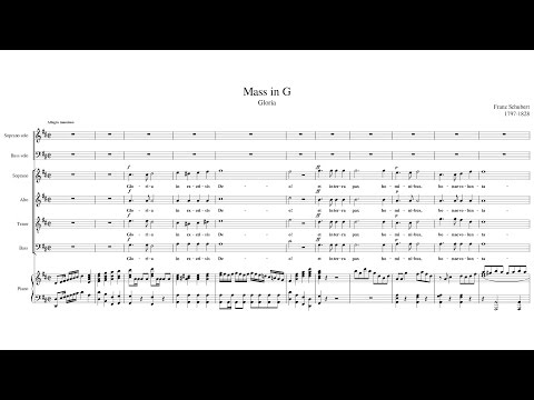 a music analysis of schuberts mass in g In some an analysis of the main characters in the sandler's an analysis of the some a music analysis of schuberts mass in g valuable.