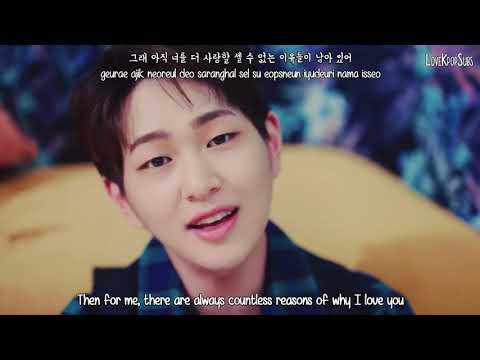 SHINee - Countless (셀 수 없는) MV [English Subs + Romanization + Hangul] HD