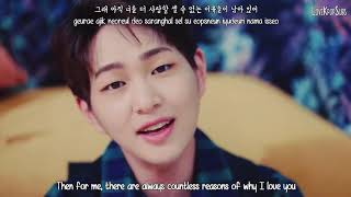 SHINee - Countless (셀 수 없는) MV [English Subs + Romanization + Hangul] HD