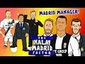 The Hala Madrid Factor - MADRID's NEW MANAGER! (feat Zlatan, Conte, Klopp, Wenger, Mourinho+more!)