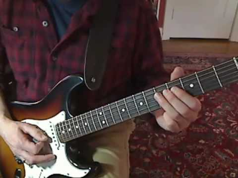 Rory Gallagher Do You Read Me? Part I  - Intro Solo