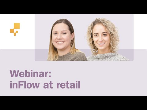 Webinar: Optimizing your retail workflow
