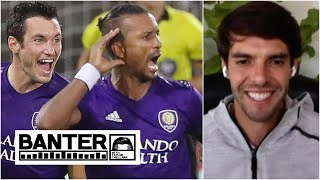 Kaka EXCLUSIVE: Brazil great talks Orlando City, Real Madrid, AC Milan and Nani | Banter on ESPN