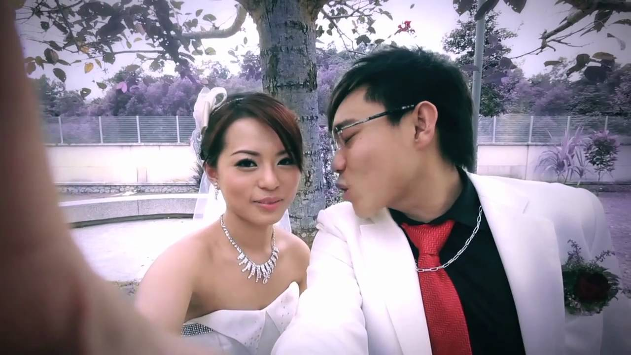 Malaysian Chinese Most Romantic Funny Wedding YouTube