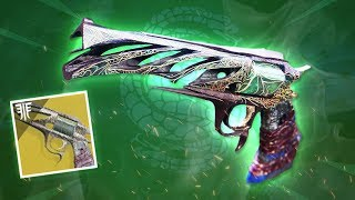 The GRIND Is NUTS! But is the Exotic? MALFEASANCE Hand Cannon | Destiny 2