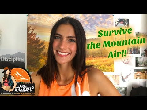 Tips for Running High Elevation Races