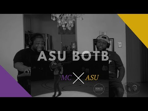 #Rogersbros Reacts to Miles College vs Alabama State University 'Mighty Marching Hornets BOTB'