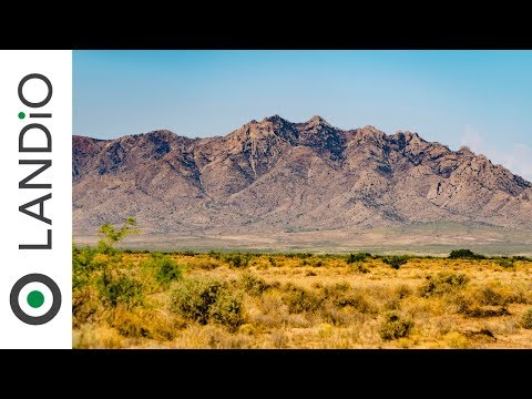 SOLD : Land For Sale in New Mexico : 5 Acre Homesite with Road Frontage & Mountain Views
