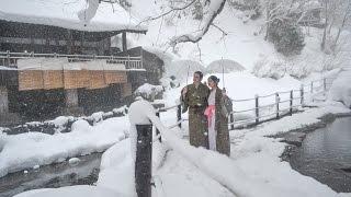 Winter Rail Travel in Japan on 7 Day JR Pass (Hokkaido / Honshu) thumbnail