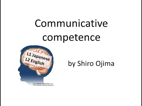 communicative competence and english as an The purpose of this paper is to outline the importance of developing communicative competence for students with significant cognitive disabilities at any age, to raise awareness of the current.