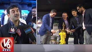 JD Sports Fashion Launches New Development Centre In Hyderabad | V6 News