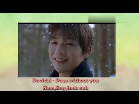 Davichi - Days Without You (rom,eng,indo Sub)