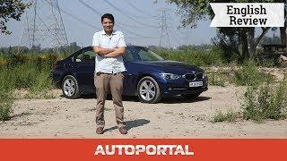 BMW 3-Series Test drive review - Autoportal