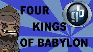 Ghosts: Gamebattles 4v4 | Four Kings of Babylon