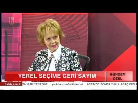 Yerel seçim tahminleri /Can Coşkun ile Gündem Özel / Devlet Eski Bakanı Önay Alpago / 23.01.19
