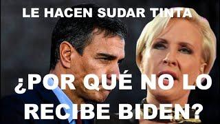 ¡HACEN SUDAR TINTA A SÁNCHEZ  EN EL MATUTINO MÁS VISTO DE EEUU!