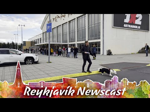 RVK Newscast #126: Fox News Misunderstands Iceland's Vaccinations & Fourth Wave