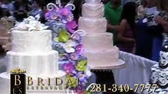 Houston Bridal Extravaganza Show Wedding Cake Gallery