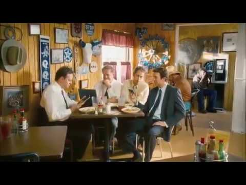 DirecTV / NFL Sunday Ticket - Waitress Commercial 2010
