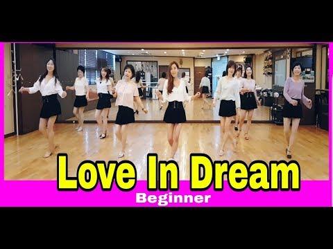 Love In Dream - Line Dance (Beginner Trot)Christina Yang