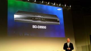 Samsung Forum 2011 - Smart TV, LCD LED Series 7 and 8, thin frame TVs and more