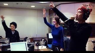 정오의 희망곡 김신영입니다 san e break up dinner 산이 이별식탁 20140109