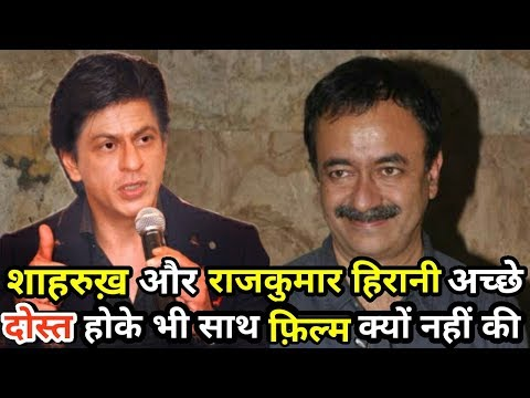Why didnt SRK-Hirani worked together till now despite being good friends
