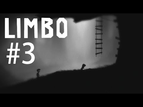 Let's play Limbo part 3: Thanks for the lift, sorry for the leg