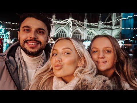 Christmas Markets | VLOGMAS DAY 7