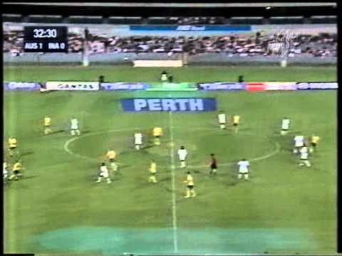 2005 International Friendly Australia 3-0 Indonesia