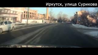 Подборка аварий с видеорегистраторов зима 2014 декабрь часть 1